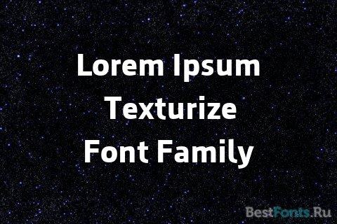 Шрифт August Sans