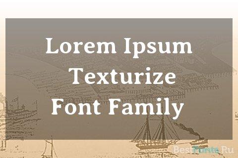 Шрифт Averia Serif Libre