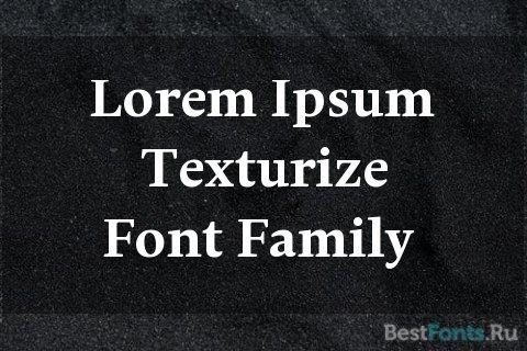 Шрифт Comenia Serif Pro