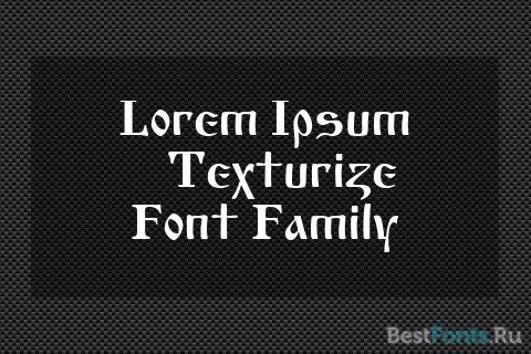 Шрифт Cyrillic Old