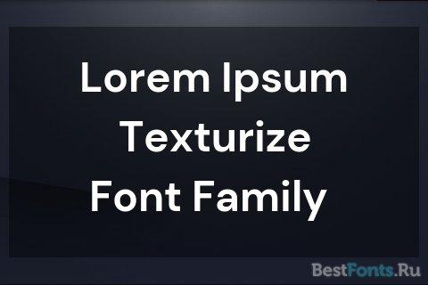 Шрифт DM Sans