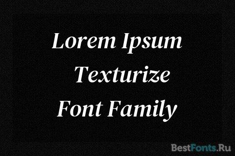 Шрифт DM Serif Text