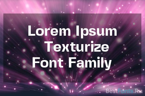 Шрифт Fivo Sans Modern