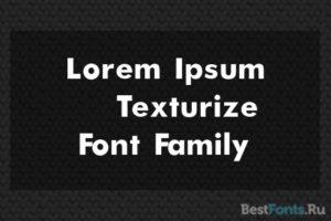 Шрифт Futura