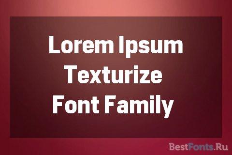 Шрифт Heron Sans