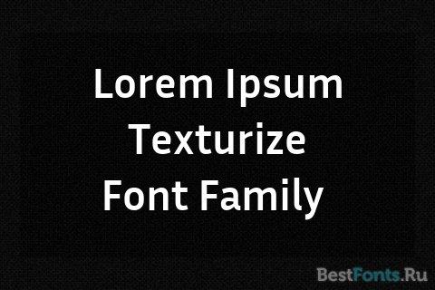 Шрифт Inria Sans