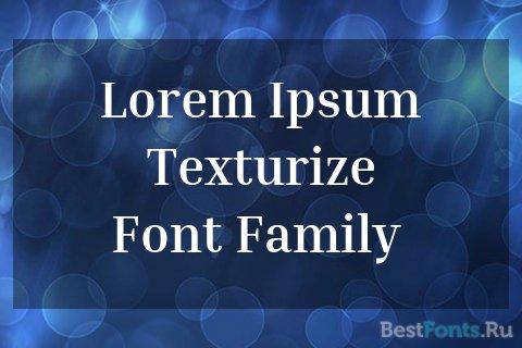 Шрифт Inria Serif