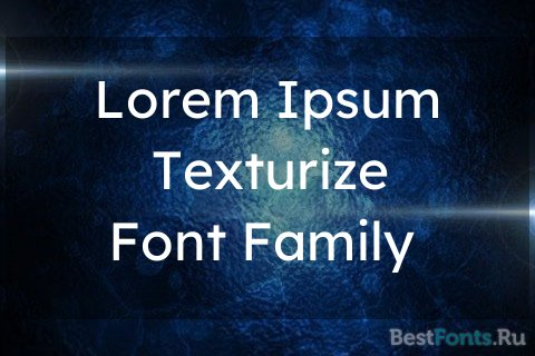 Шрифт Lexend Deca