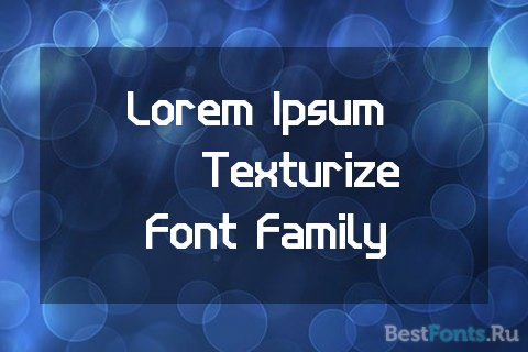 Шрифт LineWire