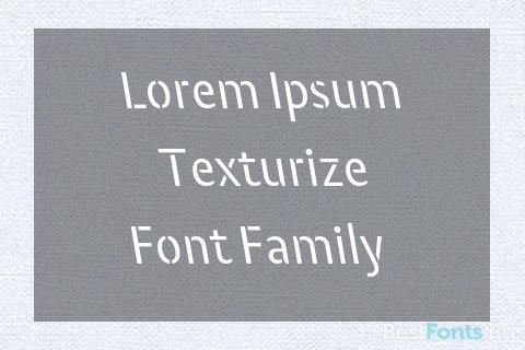 Шрифт Modal Stencil