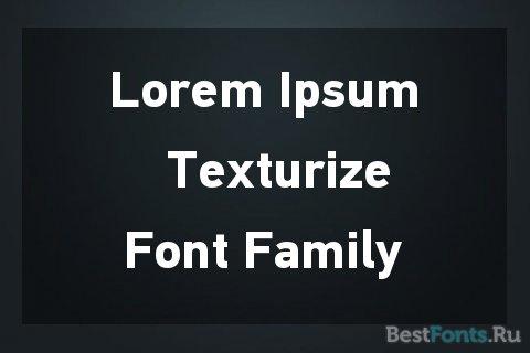 Шрифт PF Din Text Universal