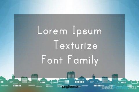Шрифт Print