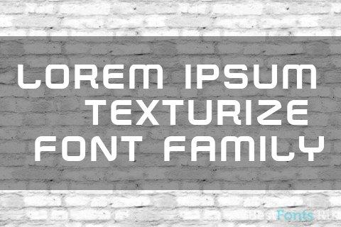 Шрифт Zip Typeface